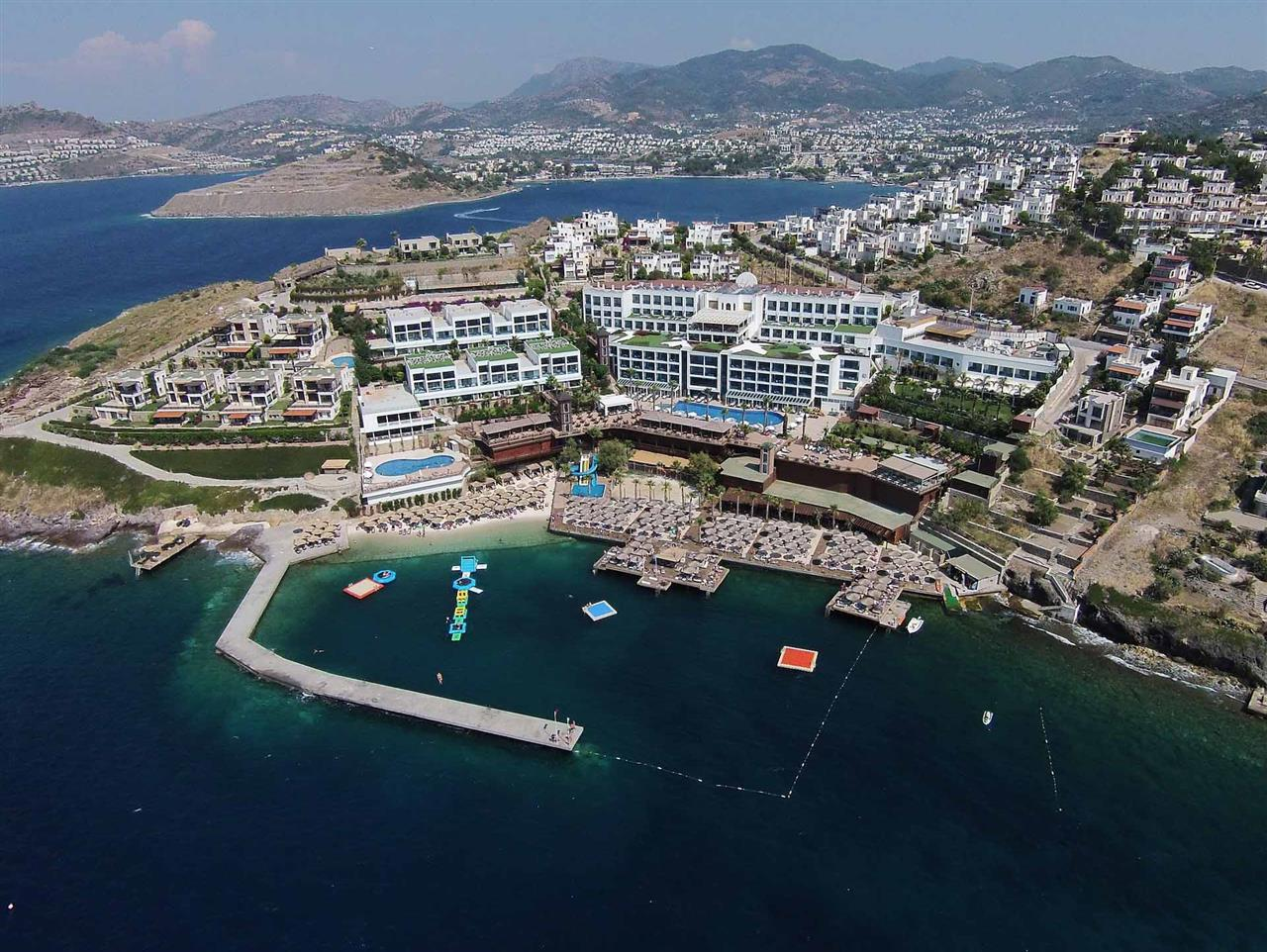 DELTA by MARRIOTT BODRUM 5 stele