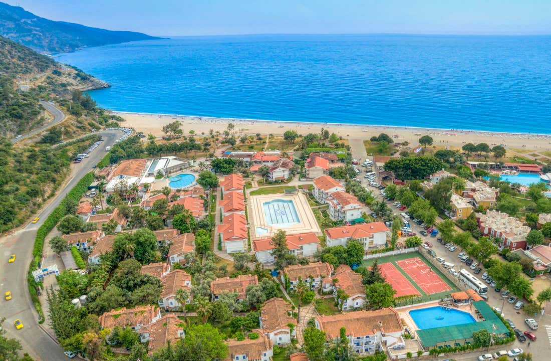OLUDENIZ RESORT by Z HOTELS 4 stele